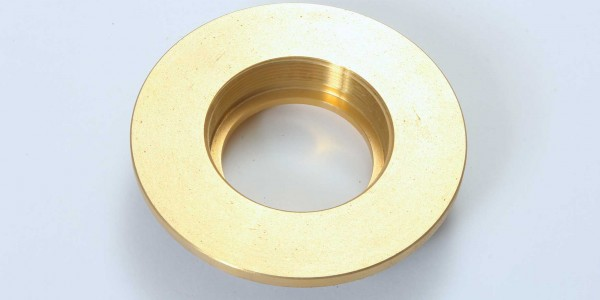 Brass seat ring